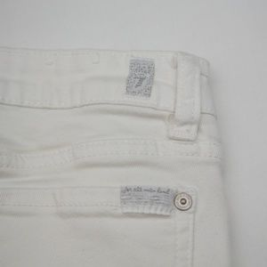 7 for all Mankind the skinny jeans size 14